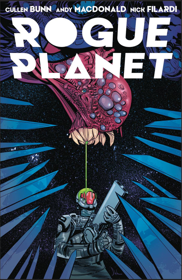 Rogue Planet #1 Cvr B Strahm - Comics