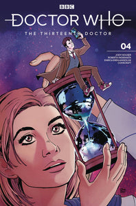 Doctor Who 13Th Season Two #4 Cvr A Anwar - Comics