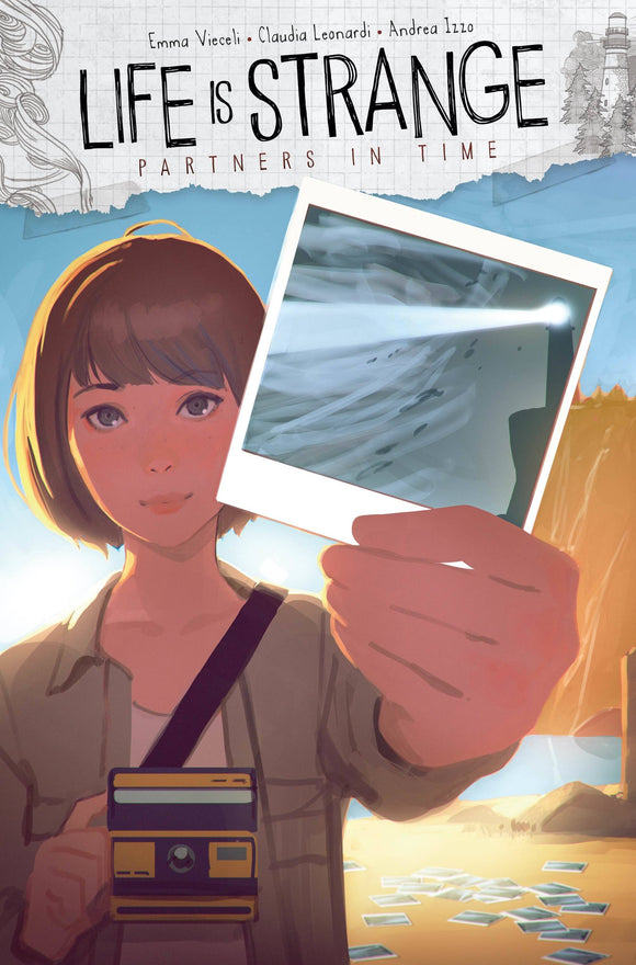 Life Is Strange Partners In Time #1 Cvr A Kushinov - Comics