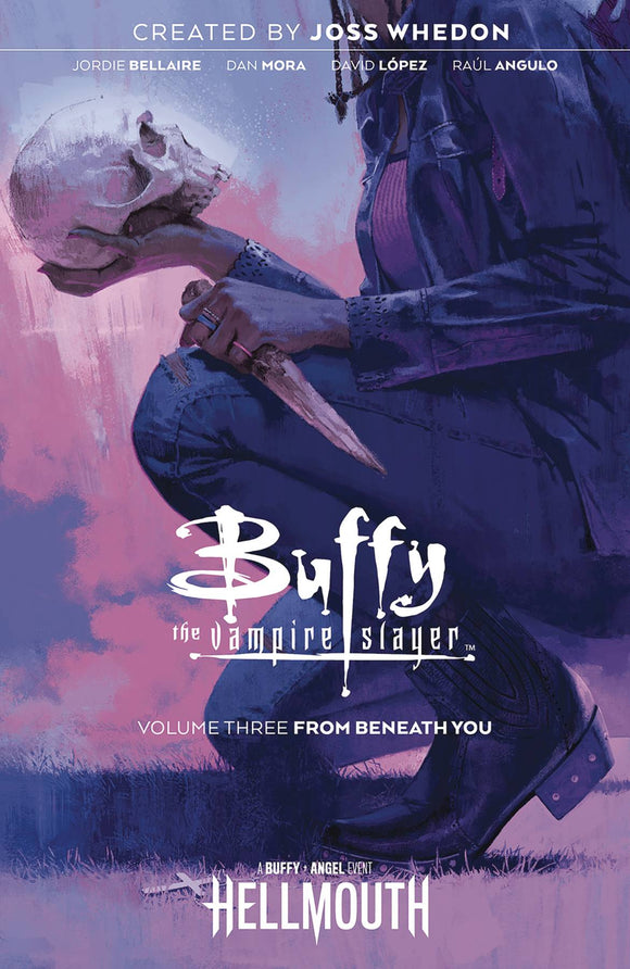 Buffy Vampire Slayer TP Vol 03 - Books