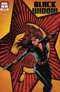 Black Widow #1 Charest Var - Comics
