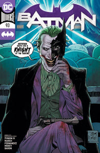 Batman #93 - Comics