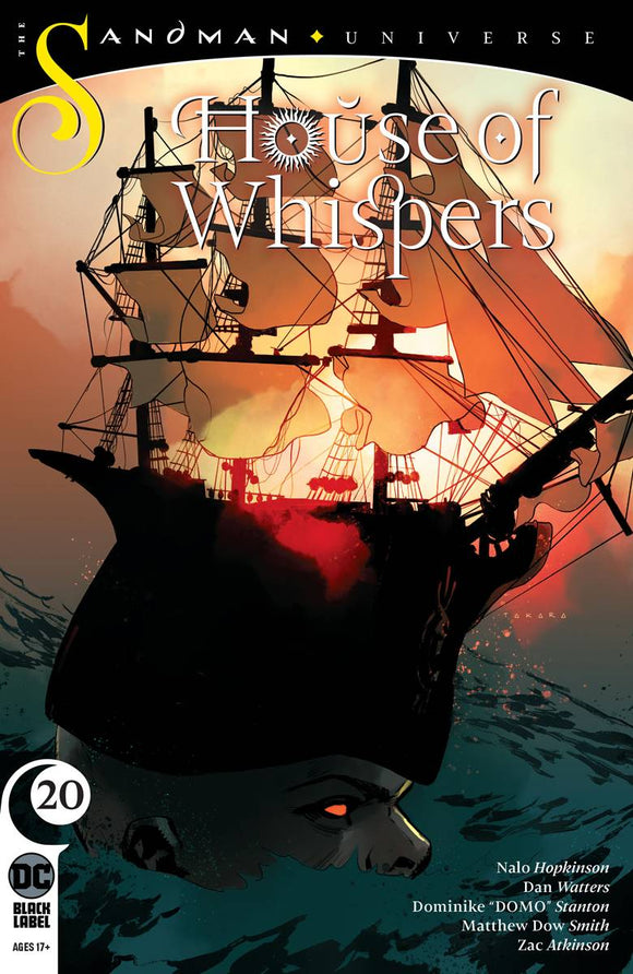House of Whispers #20 - Comics