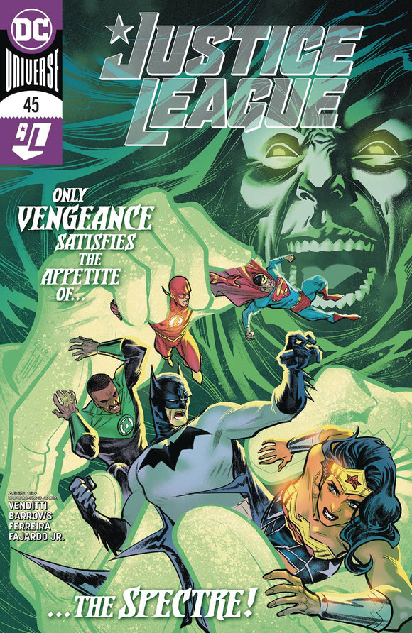 Justice League #45 - Comics
