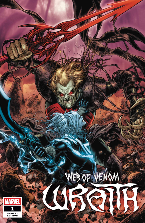 Web of Venom Wraith #1 Ryp Var - Comics