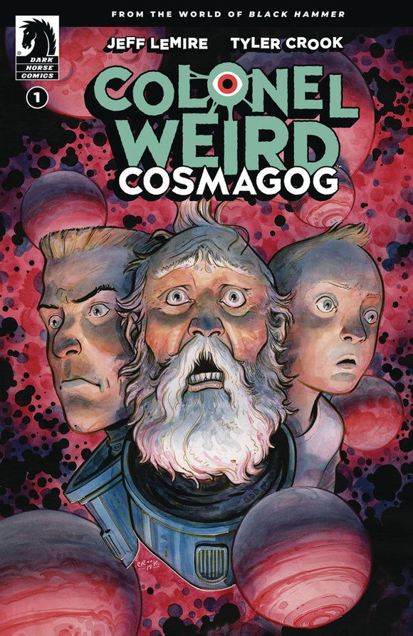 Colonel Weird Cosmagog #1 (of 4) Cvr A Crook - Comics