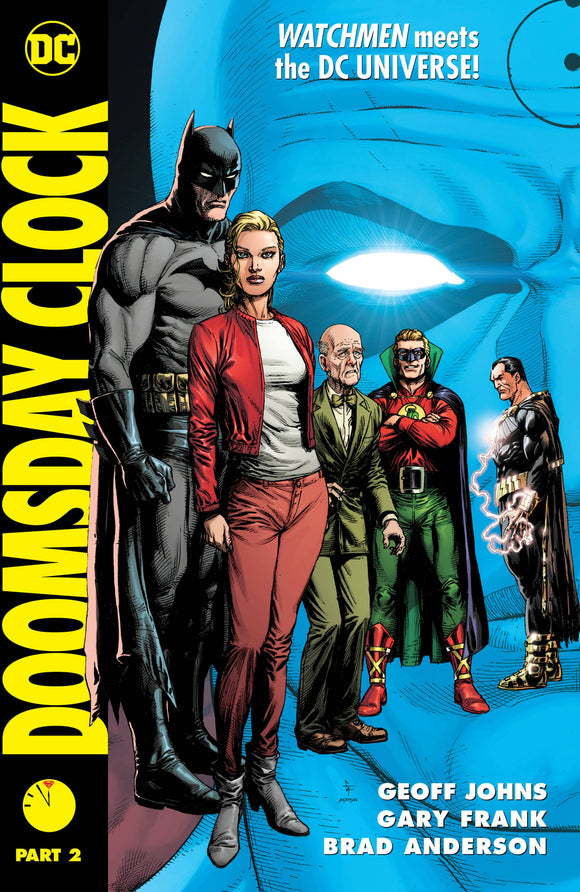 Doomsday Clock HC Part 02 With Slipcase - Books