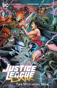 Justice League Dark TP Vol 03 The Witching War - Books
