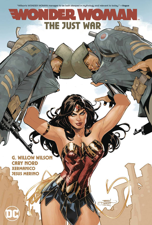 Wonder Woman TP Vol 11 The Just War - Books