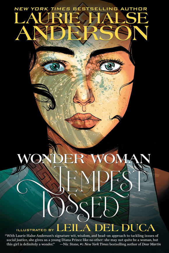 Wonder Woman Tempest Tossed TP - Books