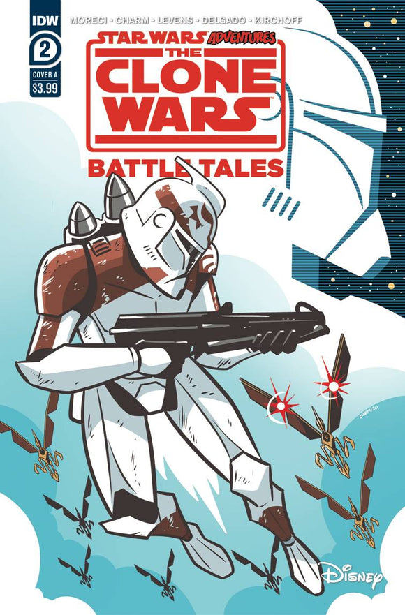 Star Wars Adventures Clone Wars #2 (of 5) - Comics
