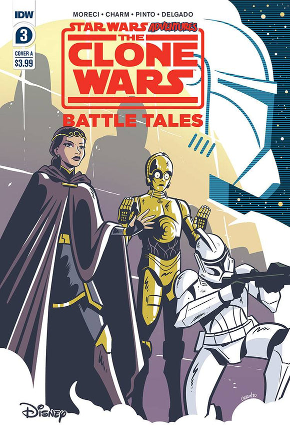 Star Wars Adventures Clone Wars #3 (of 5) - Comics