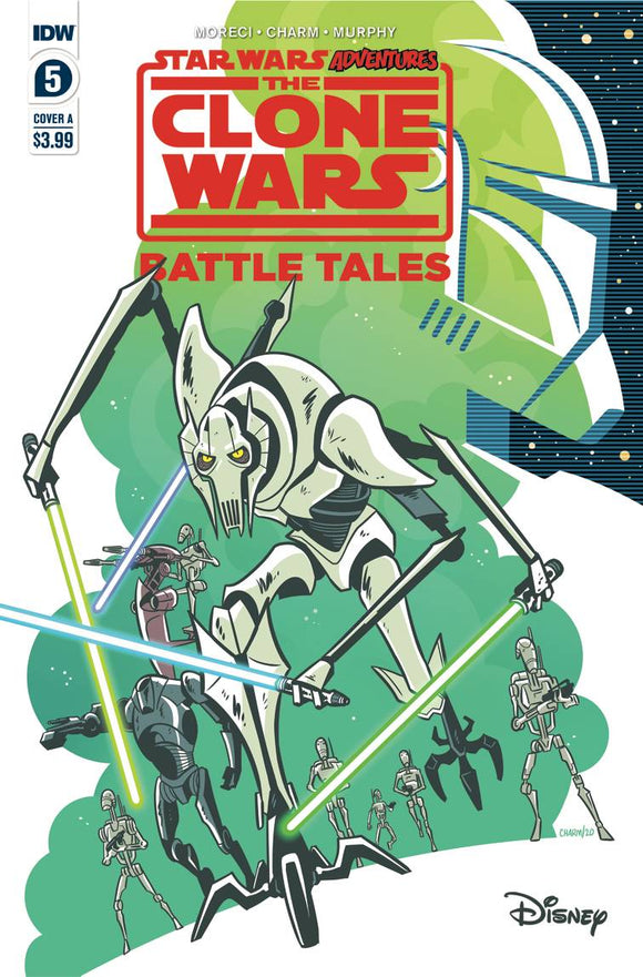 Star Wars Adventures Clone Wars #5 (of 5) - Comics