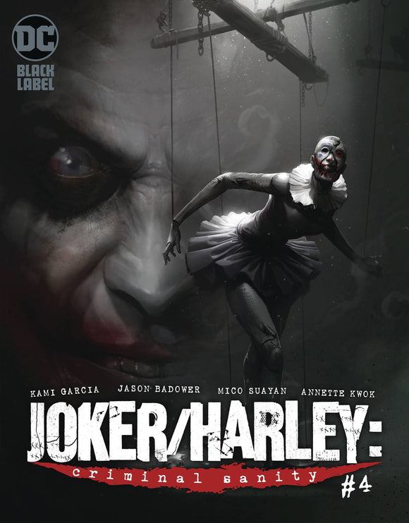 Joker Harley Criminal Sanity #4 (of 9) - Comics