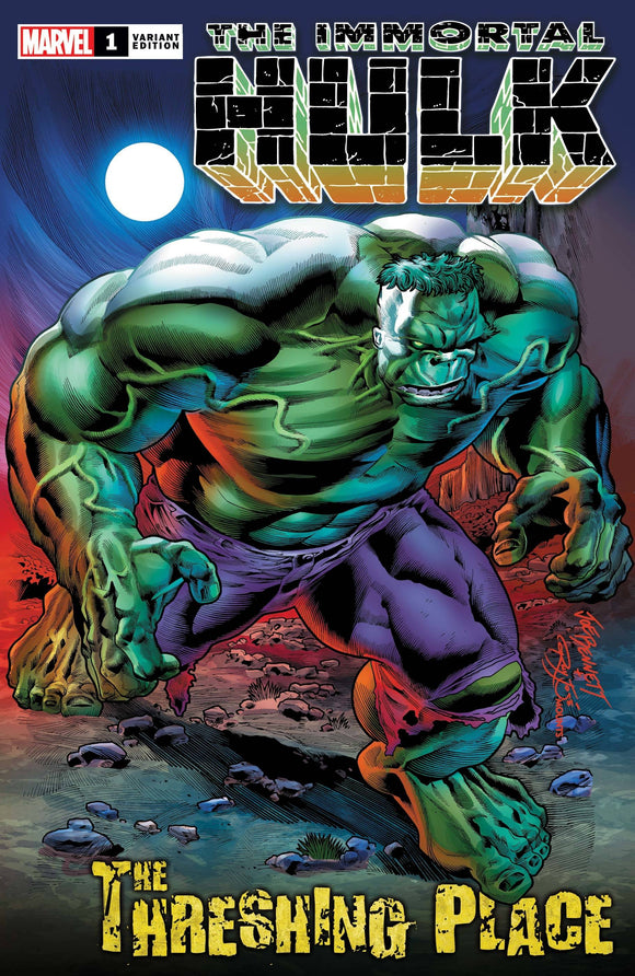 Immortal Hulk Threshing Place #1 Bennett Var - Comics