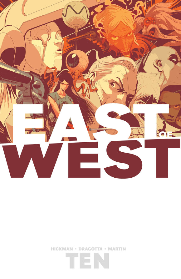 East of West TP Vol 10 - Books