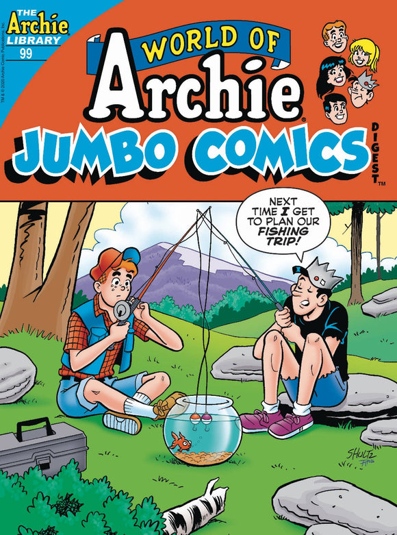 World of Archie Jumbo Comics Digest #99 - Comics