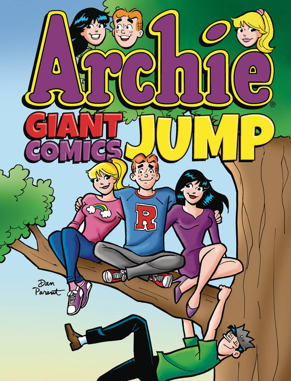 Archie Giant Comics Jump TP - Books