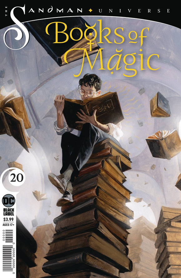 Books of Magic #20 - Comics