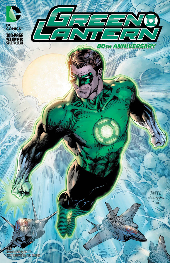 Green Lantern 80Th Anniv 100 Page Super Spect #1 2010S - Comics
