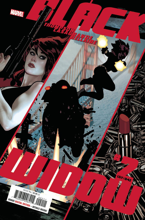 Black Widow #2 - Comics