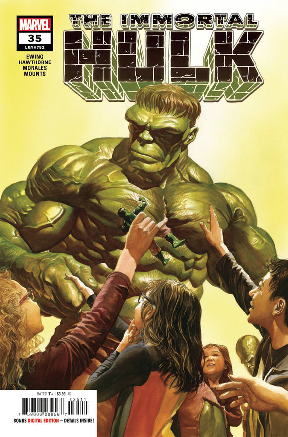 Immortal Hulk #35 - Comics