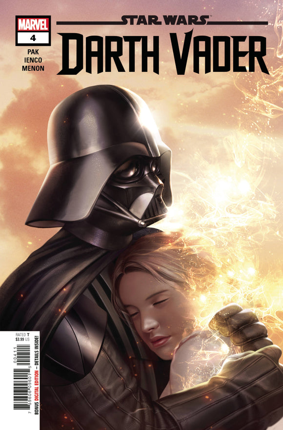 Star Wars Darth Vader #4 - Comics