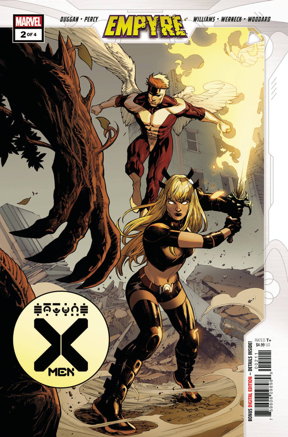 Empyre X-Men #2 (of 4) - Comics