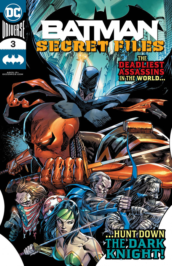 Batman Secret Files #3 - Comics