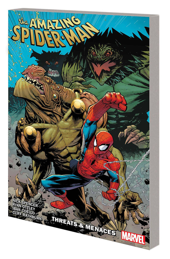 Amazing Spider-Man By Nick Spencer TP Vol 08 Threats & - Books
