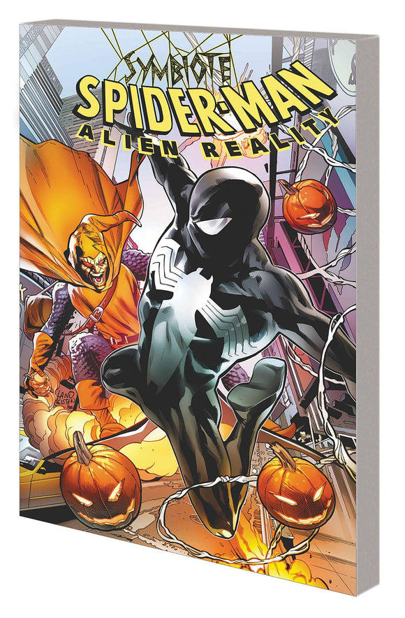 Symbiote Spider-Man TP Alien Reality - Books