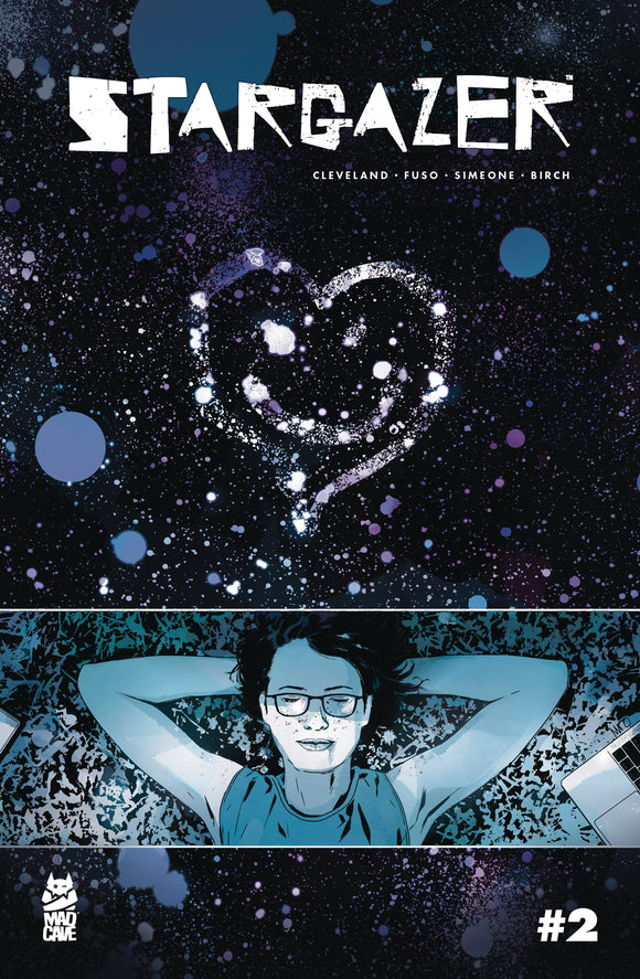 Stargazer #2 (of 6) - Comics