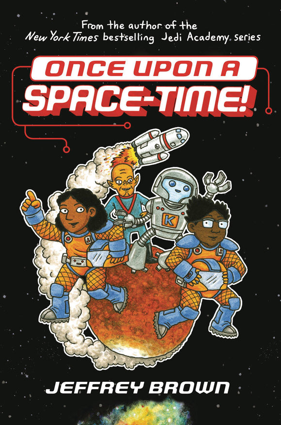 Once Upon A Space Time GN Vol 01 - Books