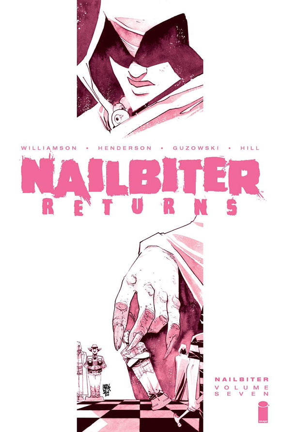 Nailbiter TP Vol 07 Nailbiter Returns - Books