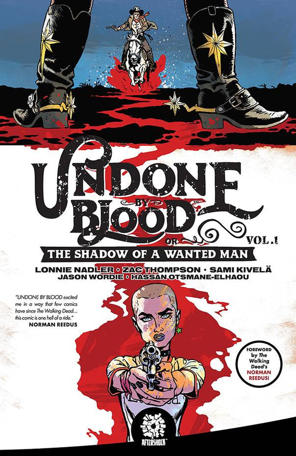Undone By Blood TP - Books