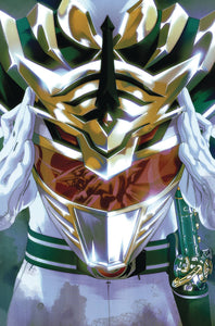 Mighty Morphin Power Rangers #52 Foil Montes Var - Comics