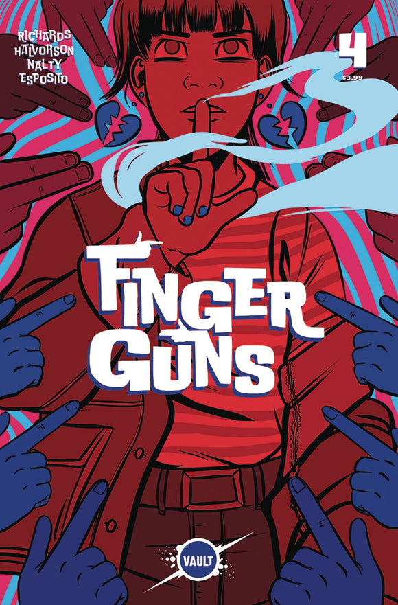 Finger Guns #4 - Comics