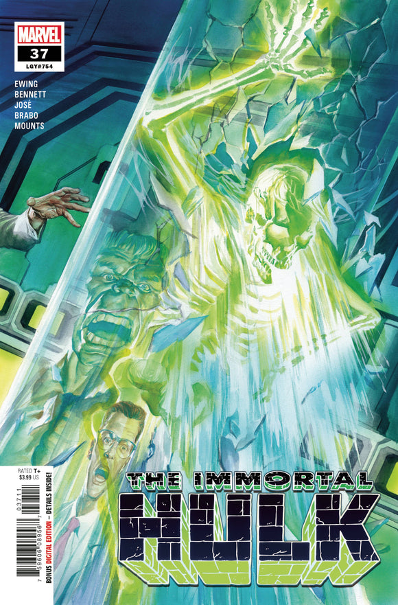 Immortal Hulk #37 - Comics