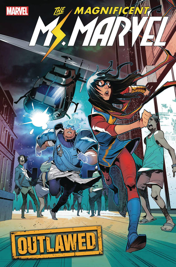 Magnificent Ms Marvel #16 Out - Comics