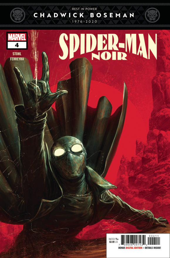 Spider-Man Noir #4 (of 5) - Comics