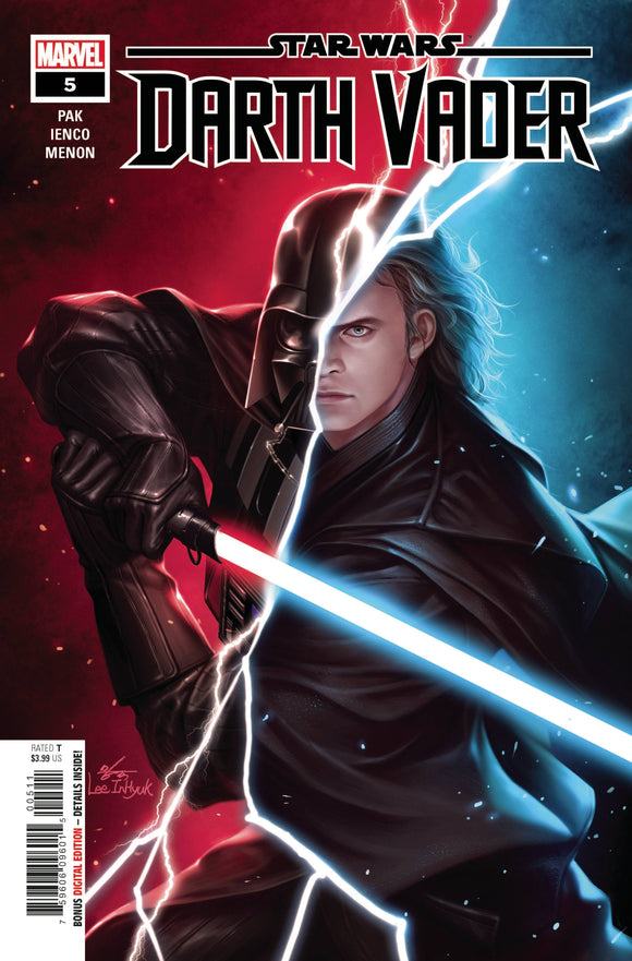 Star Wars Darth Vader #5 - Comics