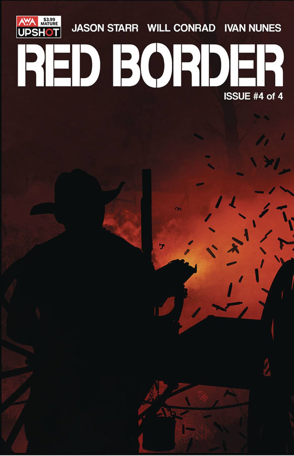 Red Border #4 (of 4) - Comics