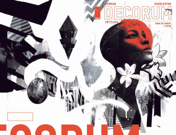 Decorum #4 (of 8) Cvr A Huddleston - Comics