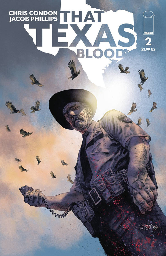 That Texas Blood #2 Cvr B Fegredo - Comics
