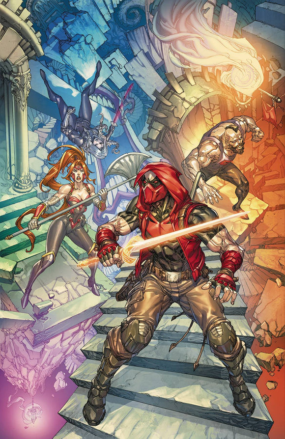 Red Hood Outlaw #47 - Comics