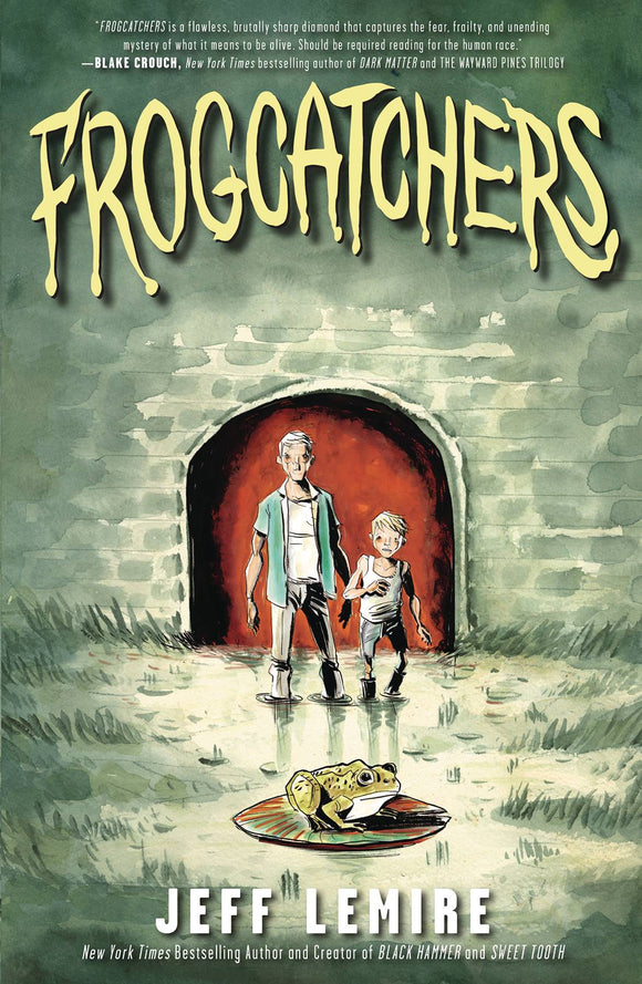 Frogcatchers SC GN - Books