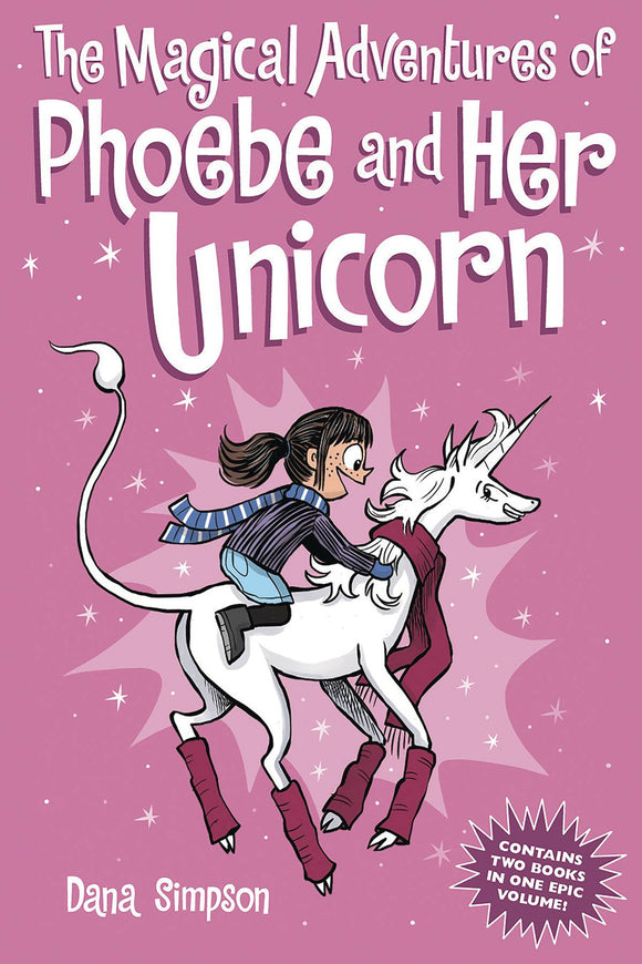 Magical Adv Phoebe & Her Unicorn HC GN - Books