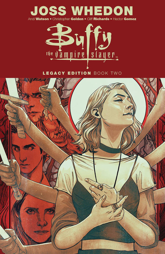 Buffy Vampire Slayer Legacy Edition TP Vol 02 - Books