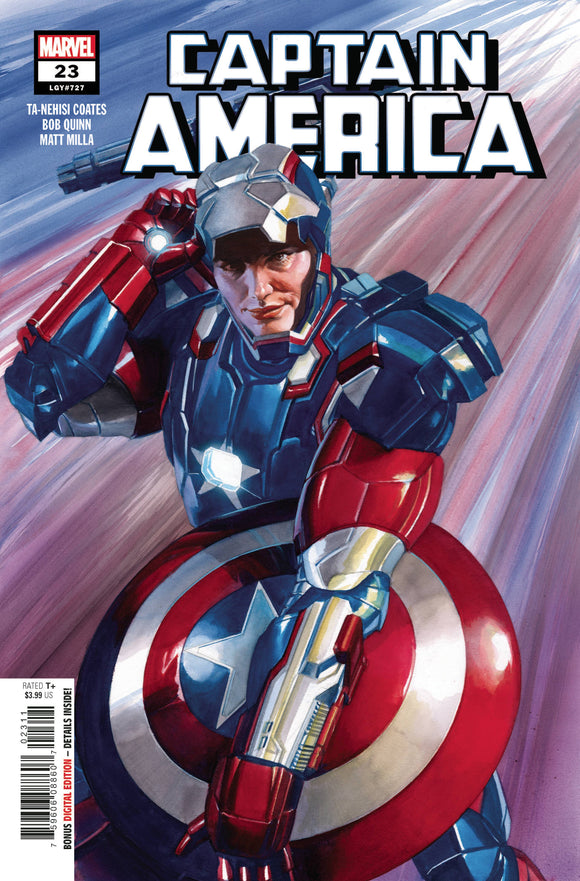 Captain America #23 - Comics