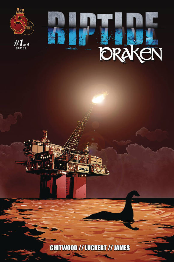 Riptide Draken #1 (of 4) - Comics